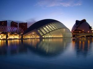 Città dell'Arte e della Scienza Valencia-Viaggio a Valencia