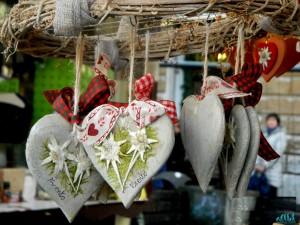 Decorazioni natalizie di Trento