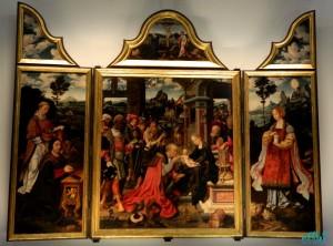 Adorazione dei Magi- Van Cleeve-Viaggio a Genova