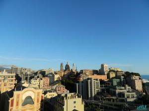 Collina di Castello -Viaggio a Genova