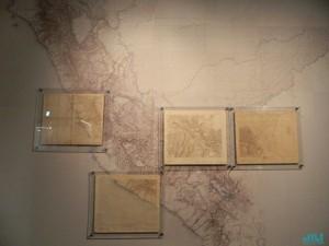 Cartografia del Perù di Raimondi