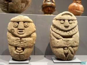Reperti archeologici peruviani