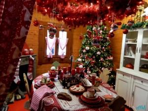 La Casa di Babbo Natale da Flover