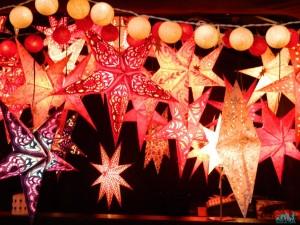 Foto di stelle natalizie