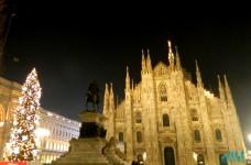 Foto di un viaggio al duomo di Milano
