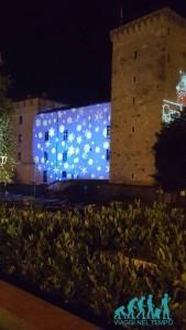 Giochi di luce a Riva del Garda