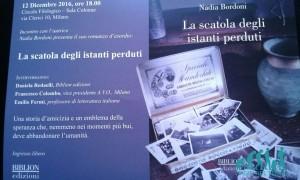 La scatola degli istanti perduti-Nadia Bordoni-Biblion edizioni