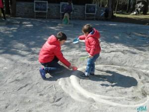 La mostra World of Dinosaurs- scavi da paleontologo