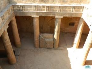 Tombe dei re di Paphos