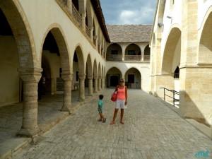 Santuario della Santa Croce a Omodos