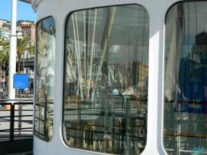 """Il """"Bigo"""", ascensore panoramico di Genova"""