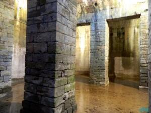 Cisterna romana di Volterra