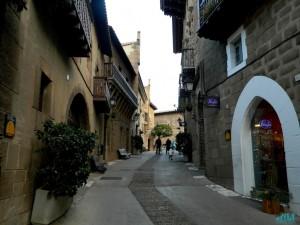 Viaggio a Barcellona con i bambini- pueblo espanol