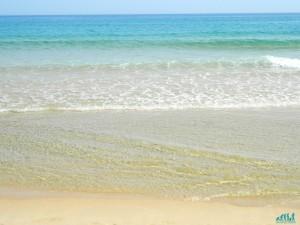 Spiaggia del Parco naturale Ria Formosa