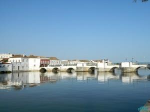 Olhao e Ponte romano di Tavira
