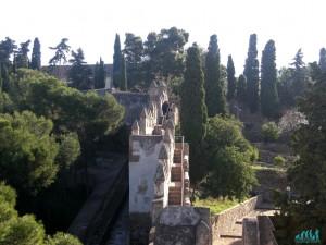 Castello di Gibralfaro