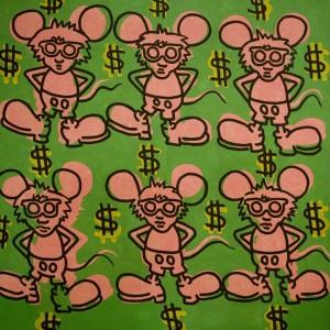 01 - Keith Haring