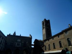 Piazza Vecchia-Bergamo