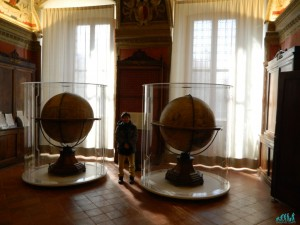 La Biblioteca Mai di Bergamo