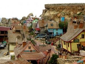 Il Popeye Village di Malta