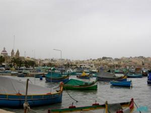 il porto di Marsallok