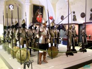 Palazzo del Gran Maestro-Armature dei Cavalier