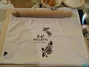 Corsi di pasta fresca per bambini Cà Pelletti