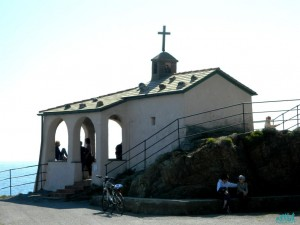 Chiesetta della Madonna della Punta-Bonassola