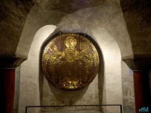 Munster di Costanza, resti conservati nella Cripta