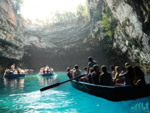 Cefalonia-Grotta di Melissani