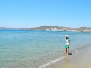 Milos-spiaggia di Papikinu