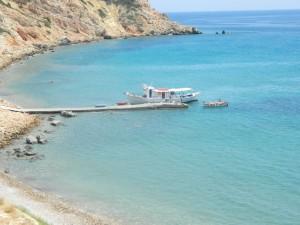 Milos-gita in barca