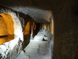 Milos-catacombe