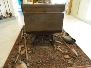 Milos-Museo delle miniere