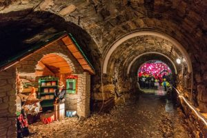 Grotta di Babbo Natale ad Ornavasso