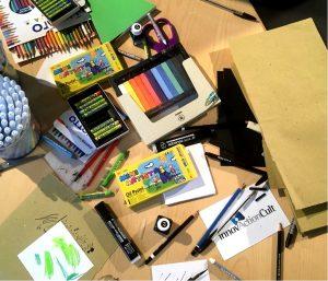I bambini e l'arte