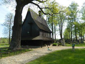 Chiese in legno della Polonia