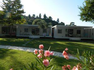Organizzare un viaggio a Sithonia