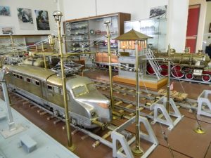 Il Museo nazionale dei trasporti della Spezia