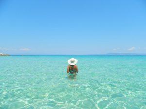 Le spiagge di Sithonia