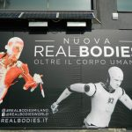 REAL BODIES: LA PERFEZIONE DEL CORPO UMANO IN MOSTRA