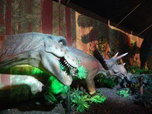 Mostra dinosauri Milano