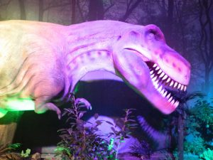 Mostra dinosauri a Milano