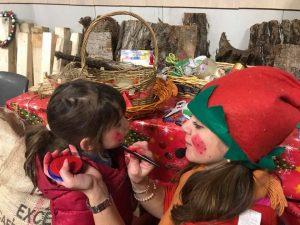 Natale in fattoria alla cascina pezzoli