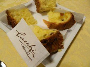 il panettone di Milano della Pasticceria Cucchi