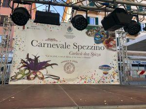 Carnevale in Italia, La Spezia e Batiston