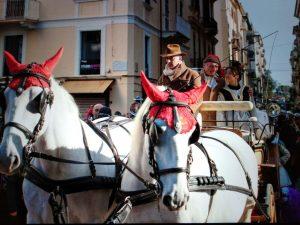 Carnevale in Italia: La Spezia ed il Batiston