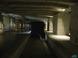 il binario 21 della stazione di milano