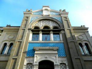 La Sinagoga di Milano