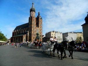 I quartieri di Cracovia